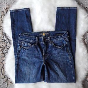 Lucky Brand Sofia Capri Jean